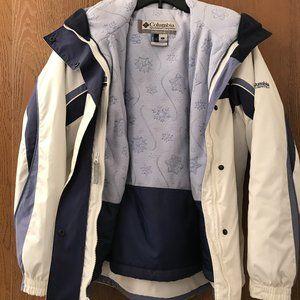 Columbia Women's Winter Jacket Interchangeable